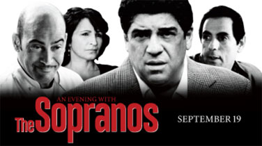 An Evening with The Sopranos Package - Fallsview Tower Hotel