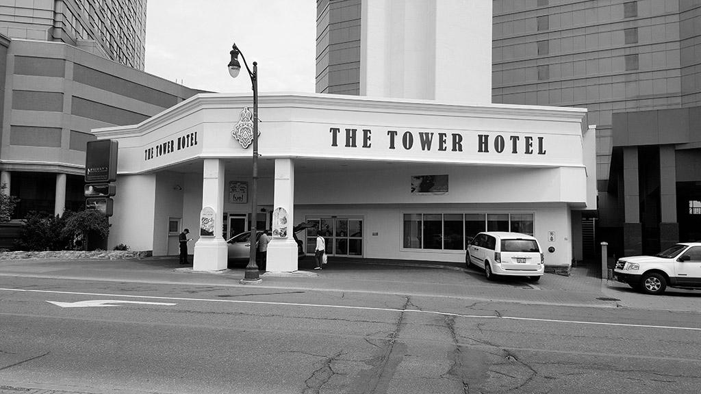 Fallsview Tower Hotel - Contact - Exterior