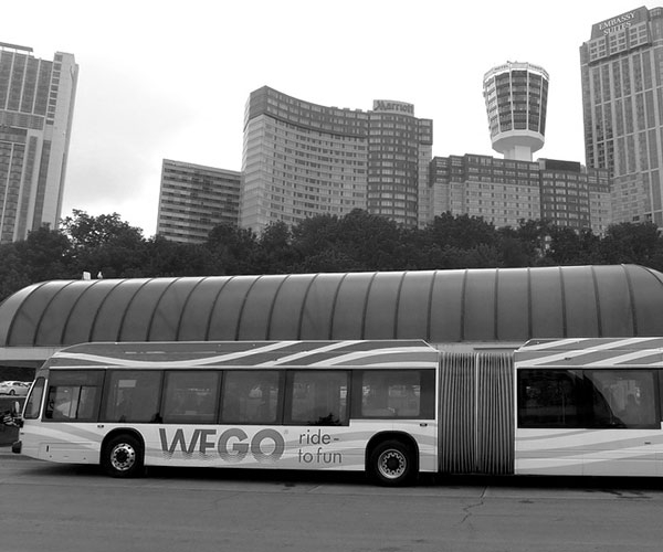 Fallsview Tower Hotel - Shuttle Service - WEGO